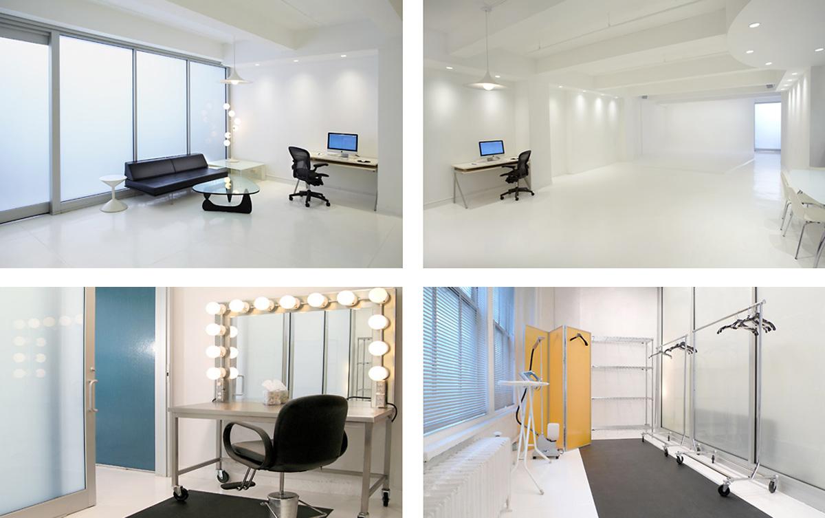 Lounge, Seating, Wardrobe and Makeup