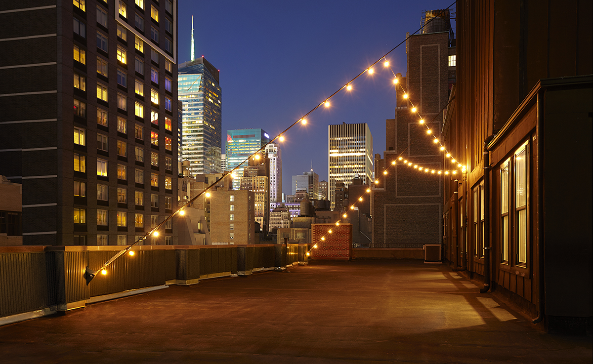 Penthouse + Rooftop Premier Photo & Video Rental Studio in New York
